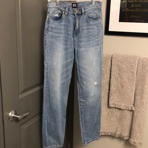 High rise mom jeans Urban Outfitters